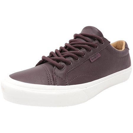 Court DX Leather Iron Brown/Blanc De Skateboarding Shoe - 9.5M 8M