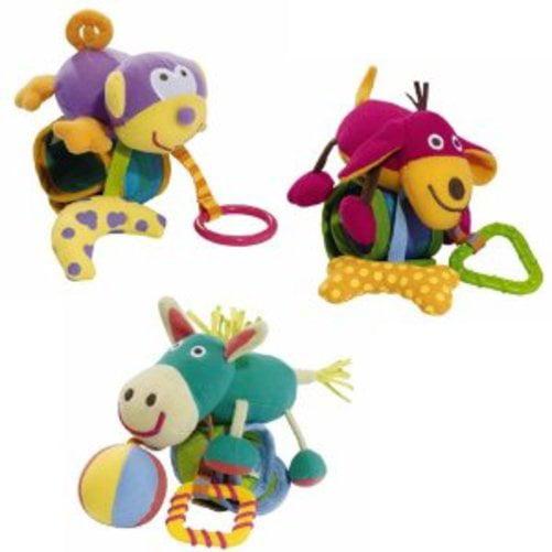Juguete Para Bebe Wrap Along Pals - Dog Multi-Colored + juguetes para bebes en VeoyCompro.net