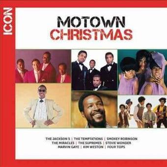 Icon: Motown Christmas / Various (CD) ()