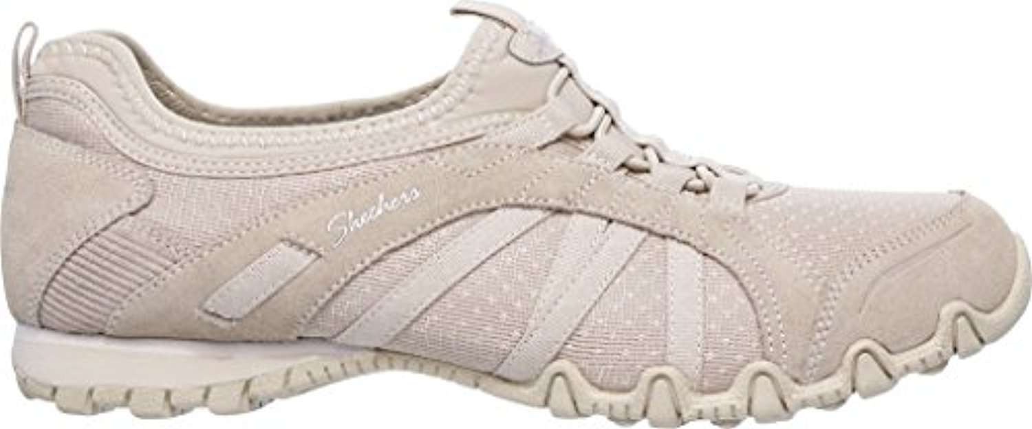 49400 Natural Skechers Shoes Memory Foam Soft Women's Slipon Comfort Casual Soft Foam Knit 49400NAT 9d1617