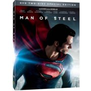 Man Of Steel (Special Edition) (DVD + Digital Copy + Batman V Superman Movie Money)) by