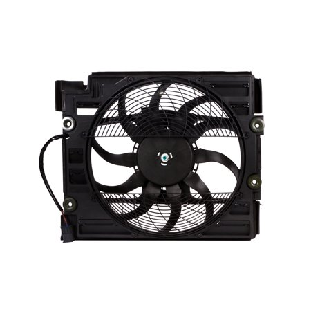 New Engine Cooling Fan Assembly For BMW 5 SERIES E39 525i 528i 528iT 530i 540i M5 64546921395 Bmw Auxiliary Fan Assembly