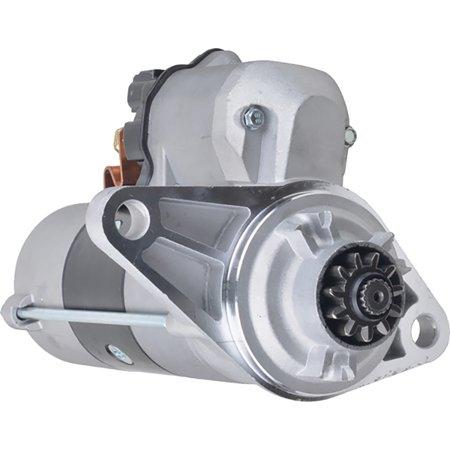 New Starter for Isuzu 5.2L - 4HK1 Diesel ISUZU NPR-HD 08 09 10 11-13