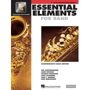 Essential Elements 2000 Comprehensive Band Method: Essential Elements for Band - Book 2 with Eei: Eb Alto Saxophone (Other)