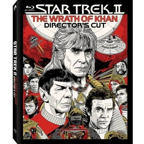 Star Trek: The Wrath Of Khan (The Director's Edition) (Blu-ray)