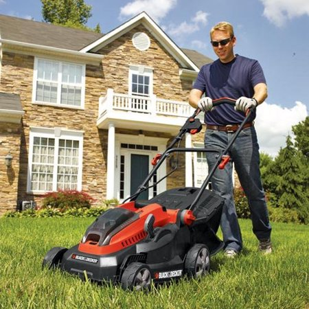 "BLACK+DECKER CM1640 16"" 40V MAX* Lithium-Ion Cordless Mower"