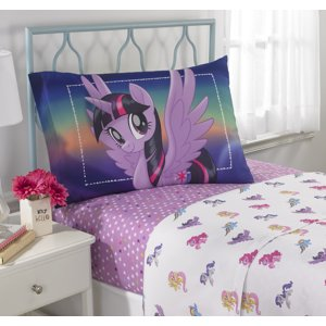 Hasbro My Little Pony Twinkle Adventure Twin Sheet Set