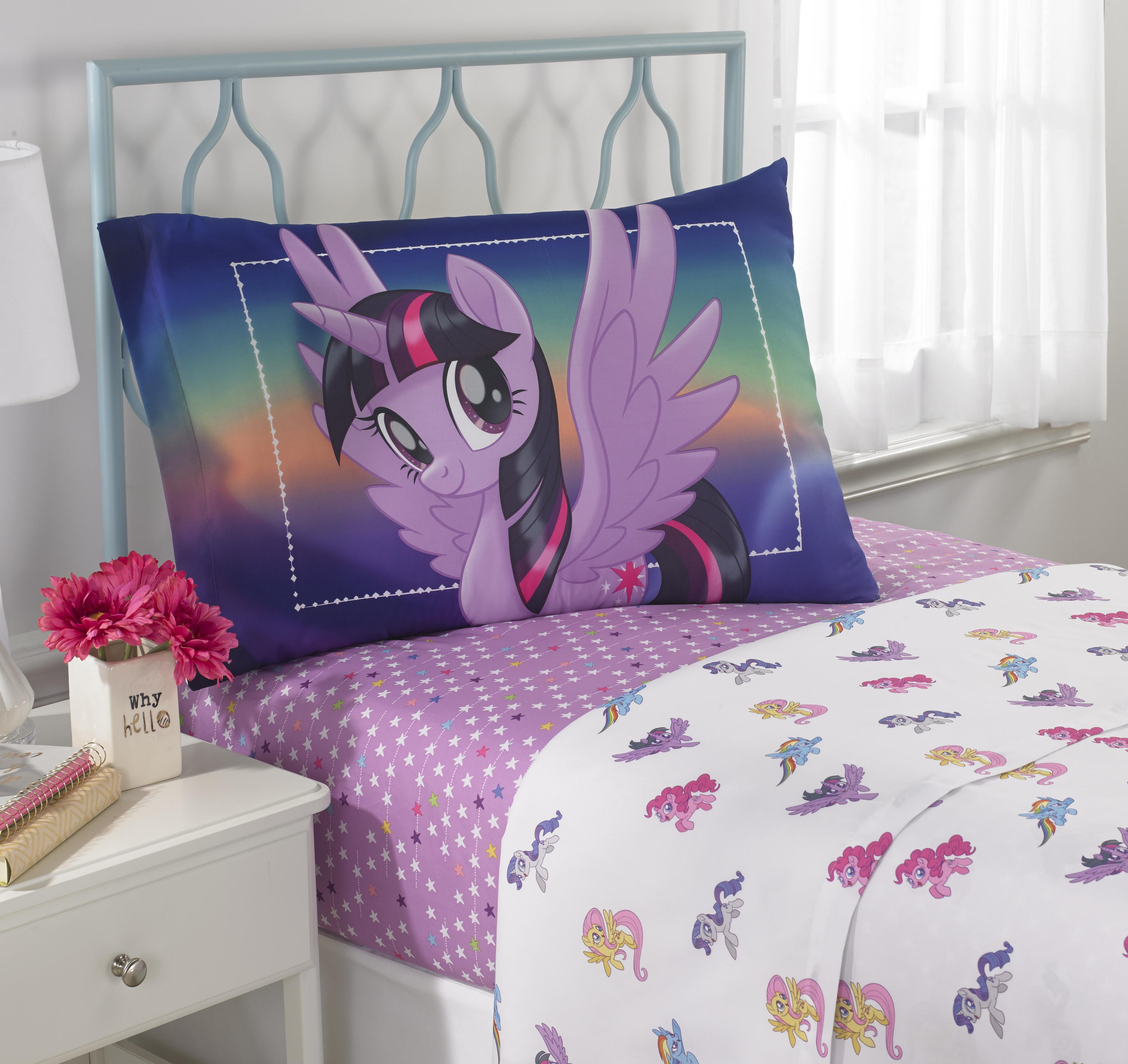 Hasbro My Little Pony Twinkle Adventure Twin Sheet Set