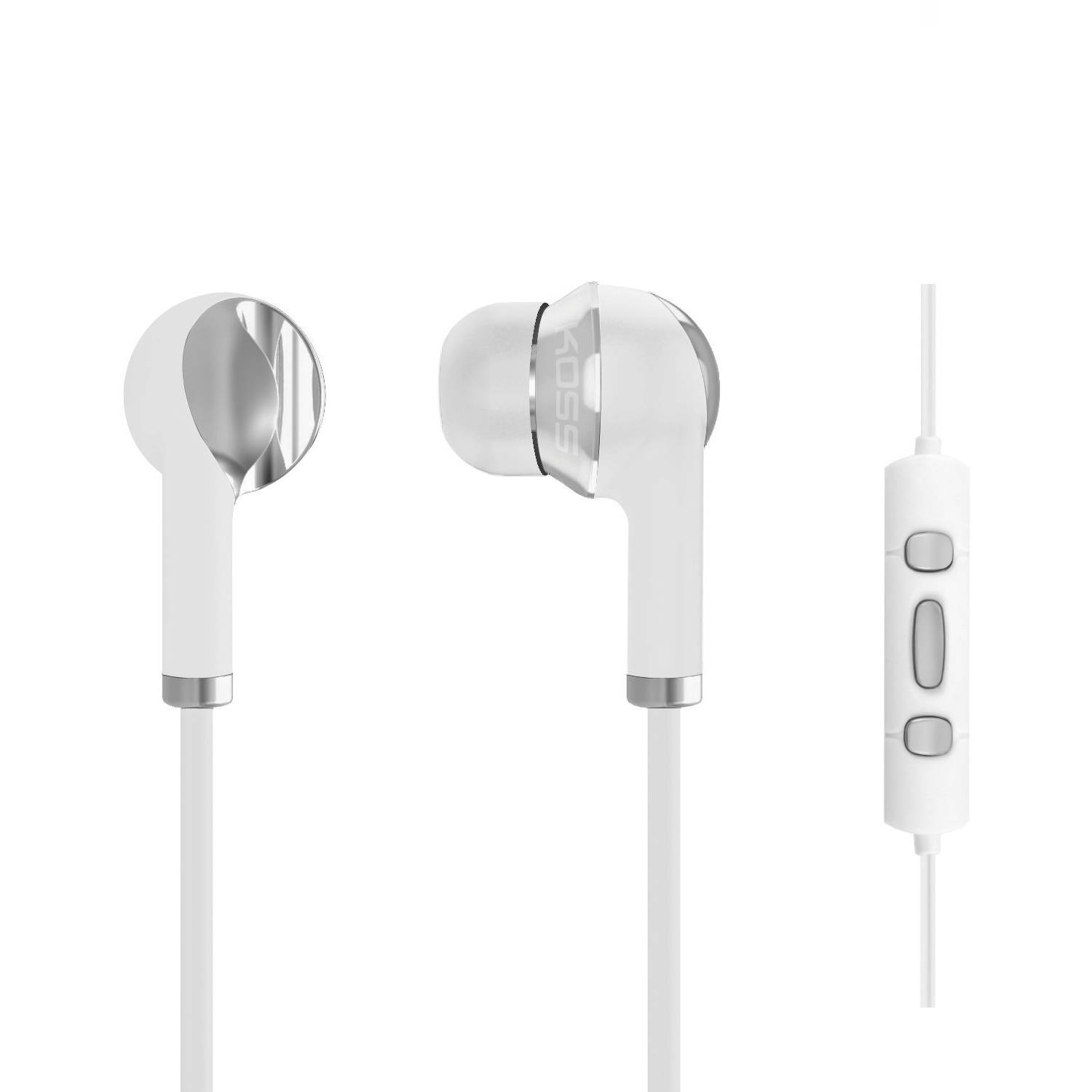 Koss IL200 Earbuds, White by Koss