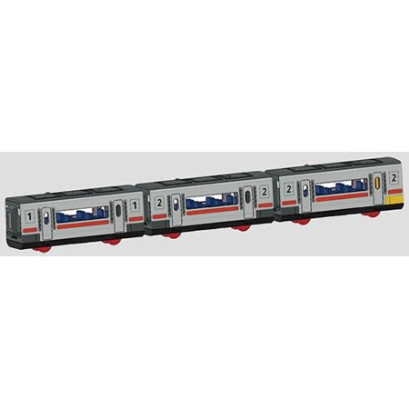 Marklin 44270 HO My World 3-Car Passenger Set