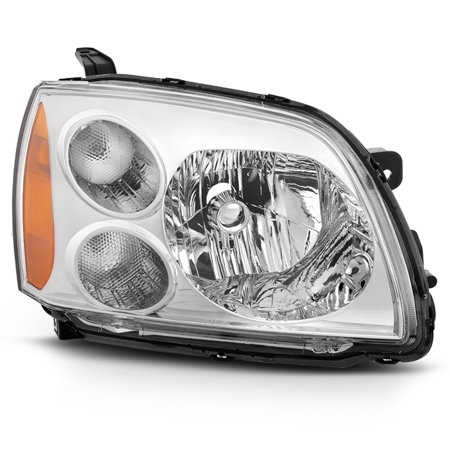 Fit 2004-2012 Mitsubishi Galant Passenger Right Side Clear Headlight Replacement 2001 Mitsubishi Galant Headlight