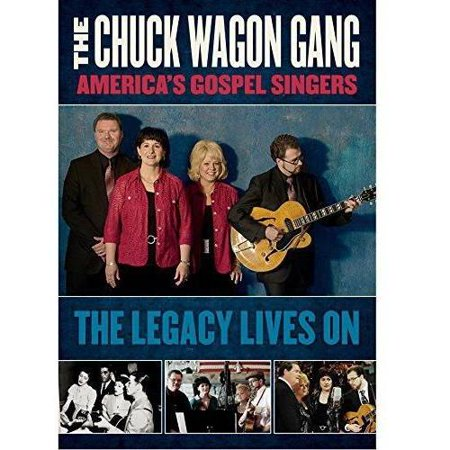 The chuck wagon gang america 39 s gospel singers the for American cuisine dvd