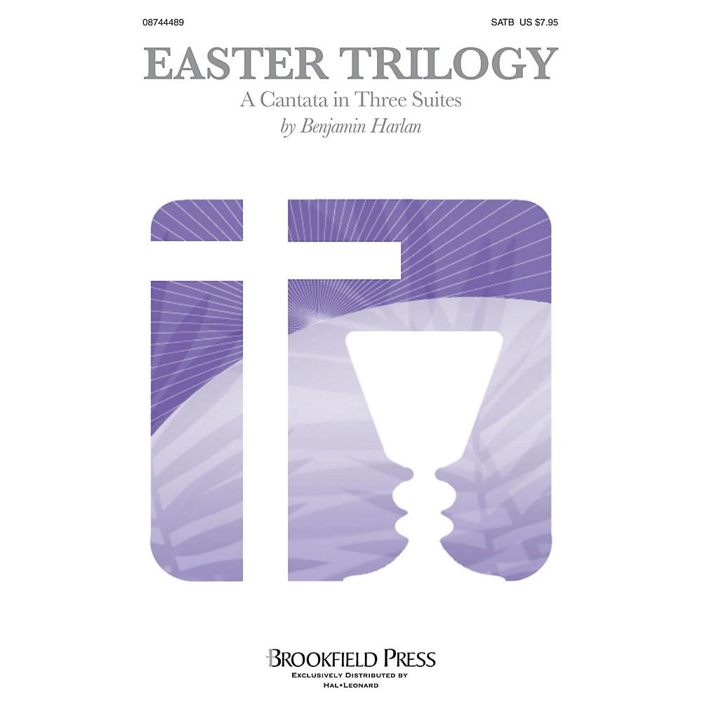 Brookfield Easter Trilogy PREV CD Composed by Benjamin Harlan