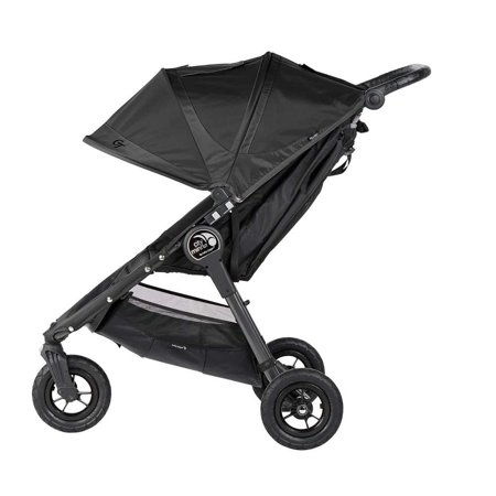 Baby Jogger City Mini Gt Double Stroller Black W Black Frame
