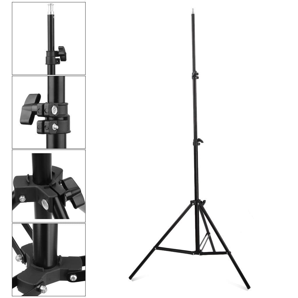 Zimtown 2pcs Light Stand for Lamp Holder Flash Strobe Photo Video Studio Tripod Support - image 8 de 9