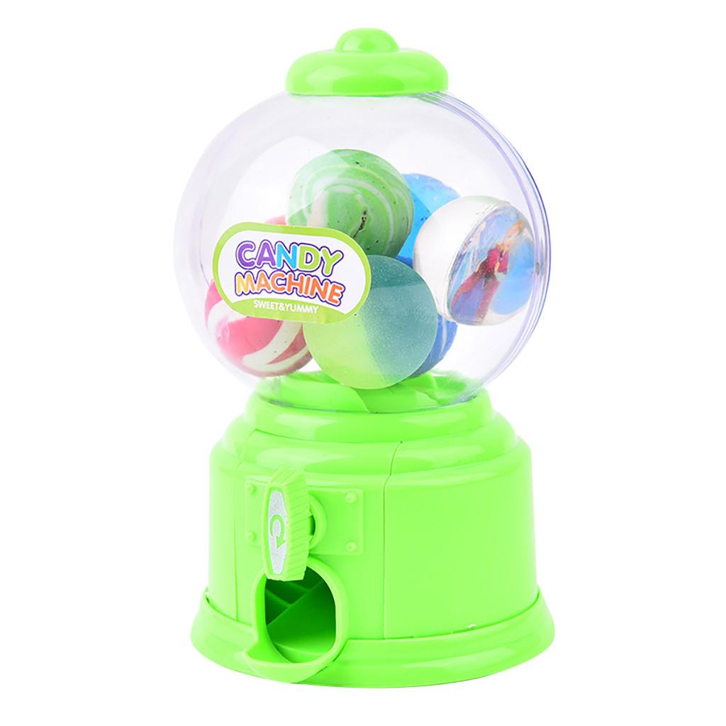 Mini Cute Twists Candy Machine Dispenser Coin Saving Bank