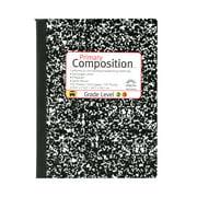 "Norcom 100 Sheets Primary Composition Book, Grades 2 & 3, Dimensions 9.75"" x 7.5"""