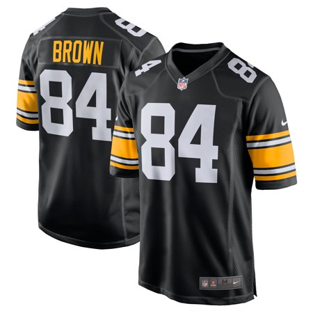 - Antonio Brown Pittsburgh Steelers Nike Youth Alternate Game Jersey - Black
