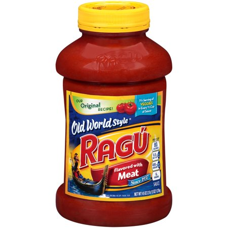 (2 Pack) Ragu Old World Style Traditional Meat Sauce 45
