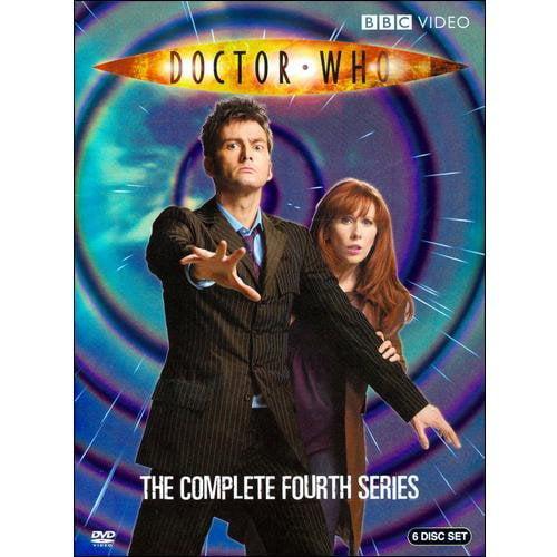 Doctor Who - Doctor Who: Season 4 [DVD]