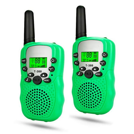 ZIOBLW Long Range Walkies Talkies for Kids D388 - Best