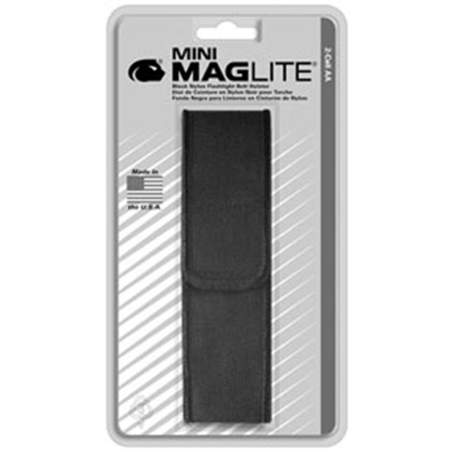 Mag Instrument  MAG-AM2A056 Mini Mag Nylon Full Flap Belt Holster