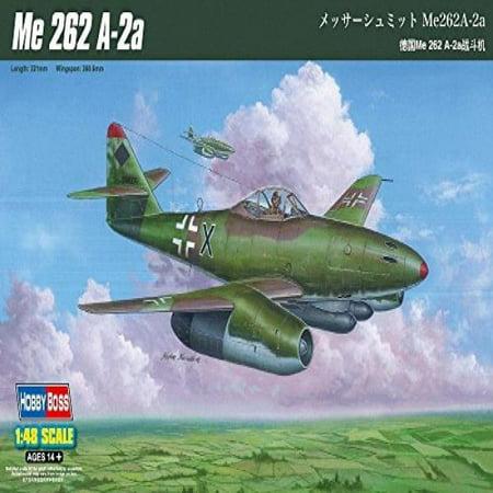 Hobby Boss Messerschmitt Me 262 A-2a Model Kit (Me262 Model)
