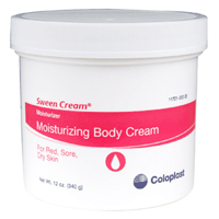 Coloplast Sween Cream For Red, Irritated Skin, Original # Colo 7069 - 12 Oz