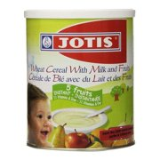 Wheat Cereal with Milk and Fruits (Jotis) 300g (10.5 oz)