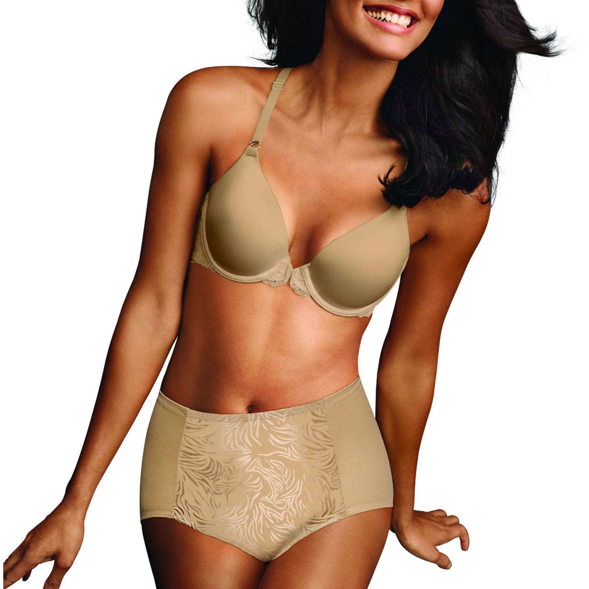 FLEXEES by Maidenform Ultra Firm Control Value Shapewear Brief, Style 83062
