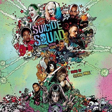 Suicide Squad Soundtrack (CD) - Halloween 8 Resurrection Soundtrack