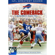NFL Greatest Games: The Comeback (DVD)