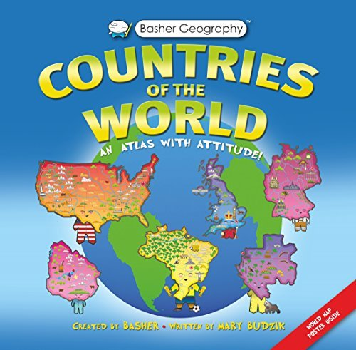 Countries of the World: An Atlas with Attitude! (Basher Geography) - image 1 of 1