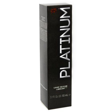 Wet Platinum Pure Concentrated Serum Silicone Lubricant - 3.1