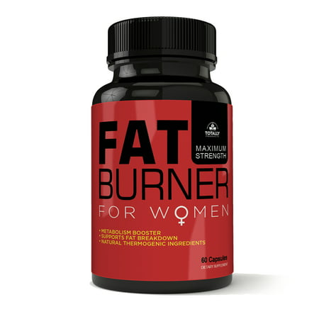 Totally Products Fat Burning Supplement for Women (60