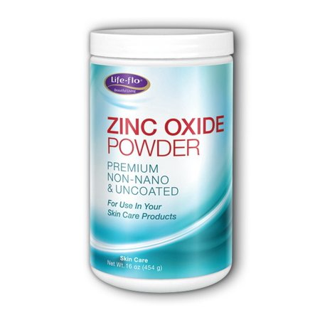 Zinc Oxide Life Flo Health Products 16 oz Powder