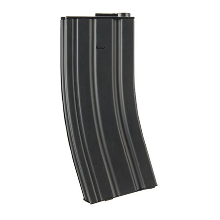 - 120 Round Mid-Cap - Lancer Tactical G2 Metal M4/M16 AEG Airsoft Magazine Clip