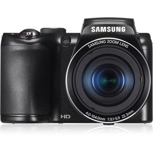 Samsung Wb100 16.2 Megapixel Compact Cam