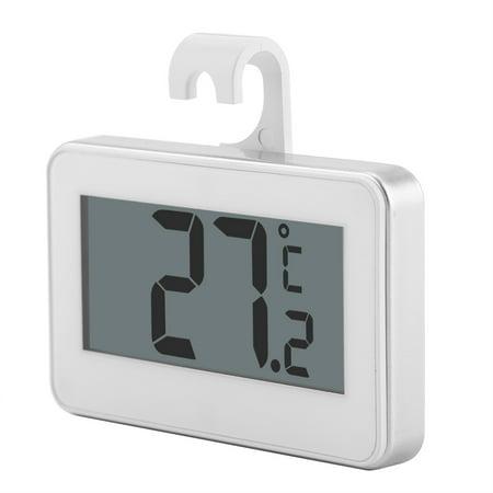 - VBESTLIFE Kitchen Large LCD Refrigerator Fridge Freezer Digital Thermometer with Adjustable Stand& Magnet Digital Thermometer Freezer Thermometer