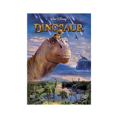 Dinosaur (2000) (DVD) - Halloween Movie Disney
