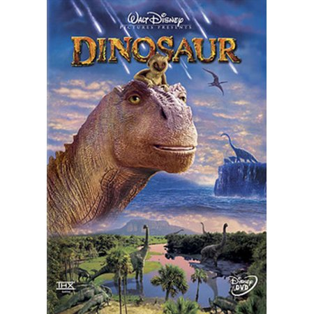 Dinosaur (2000) (DVD) - All Disney Channel Halloween Movies