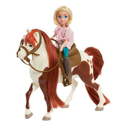 Spirit Riding Free Small Doll and Horse Set - Abigail & Boomerang](School Spirit Items Cheap)
