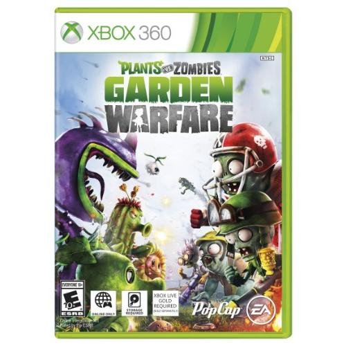 Ea Plants Vs. Zombies Garden Warfare - Action/adventure Game - Dvd-rom - Xbox 360 (73038)