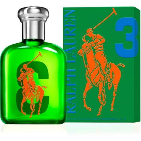 Luxury Products Ralph Lauren  Natural Spray, 2.5 (Luxury Brands For Men)