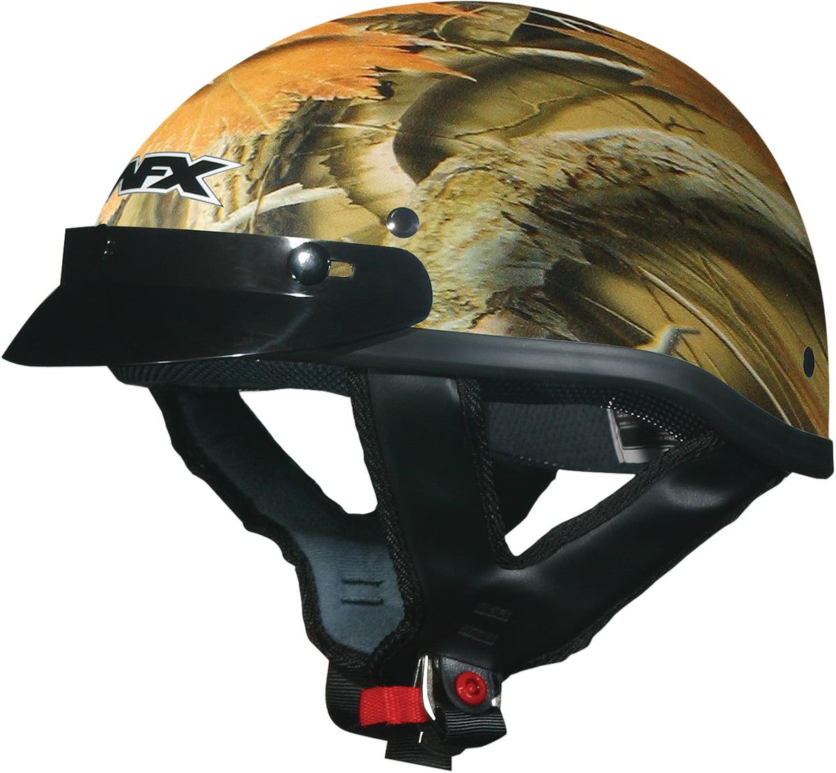 AFX FX-70 Beanie Camouflage Helmet Brown X-Small  0103-1058