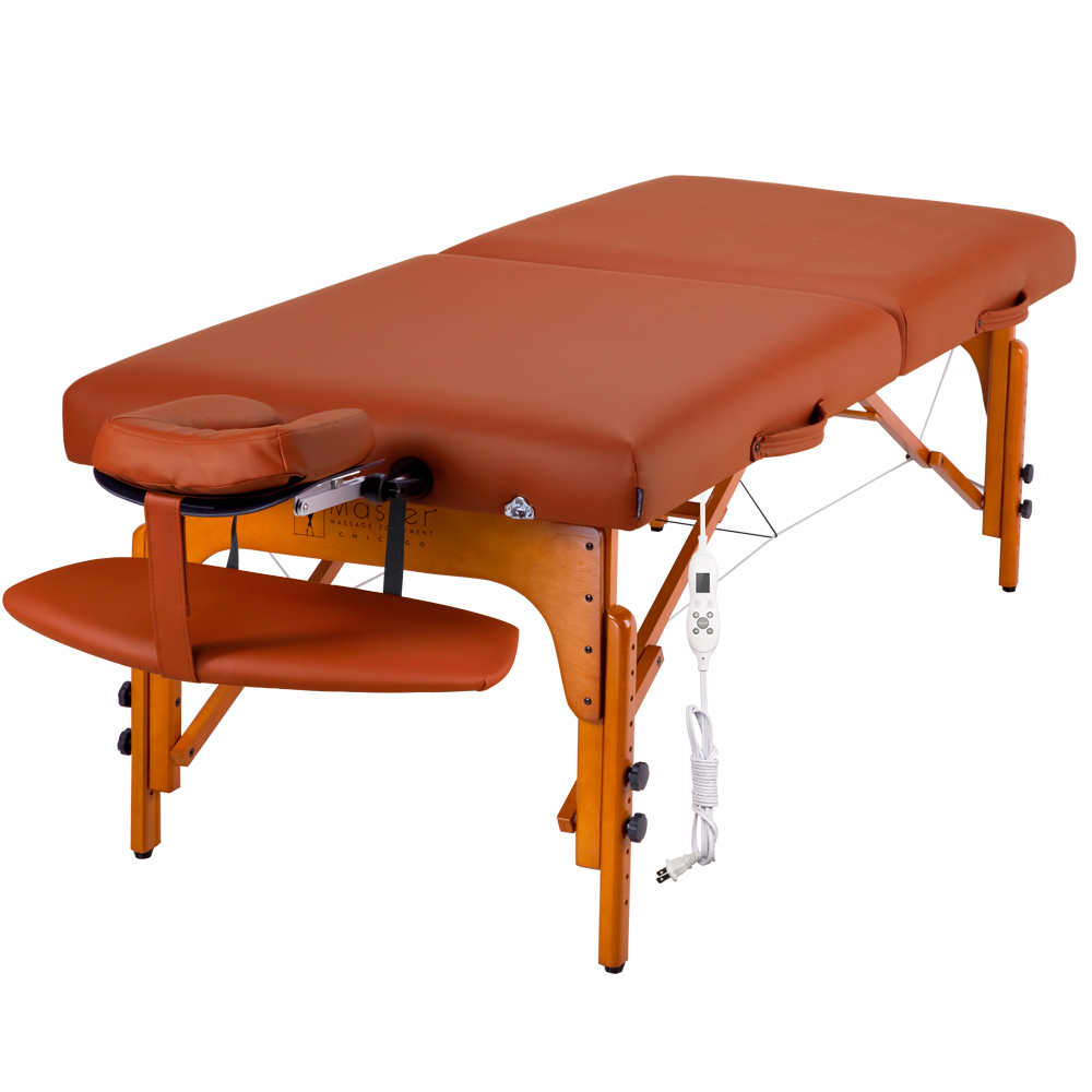 "Master Massage 31"" Volante LX Therma Top Massage Table"