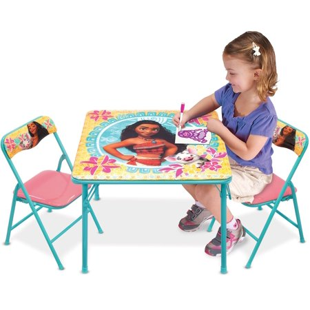 Disney Princess Moana Activity Table Set
