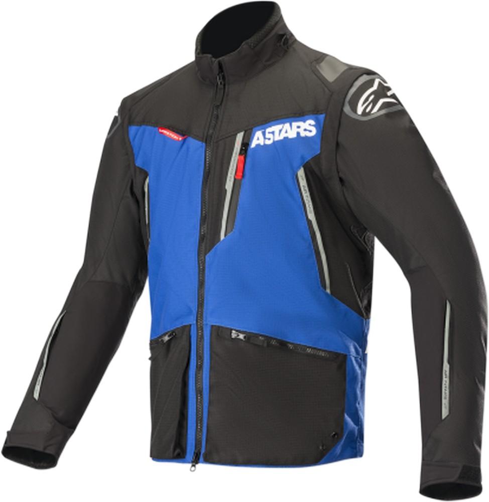 Alpinestars Venture R Mens MX Offroad Jacket Blue/Black
