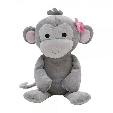 Bedtime Originals Plush Toy, Cupcake Monkey](Monkey Plush Toy)