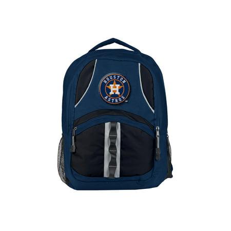 "MLB Houston Astros ""Captain"" 18.5""H x 8""L x 13""W Backpack"